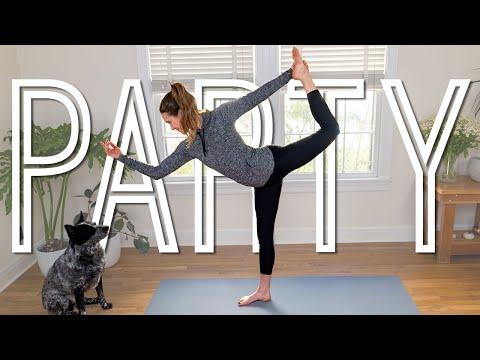 Yoga Party | Yoga With Adriene