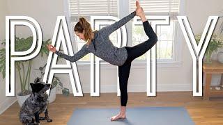 Yoga Party     Yoga With Adriene