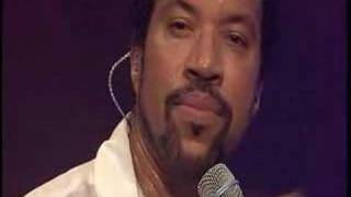 Lionel Richie - Three times a lady 2007 live