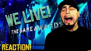 The Video Game Awards 2018 Live Stream With  0Raunchy & XChaseMoney ( REACTION )