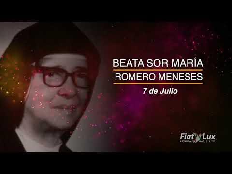Download SANTO DEL DÍA: Beata Sor María Romero Meneses