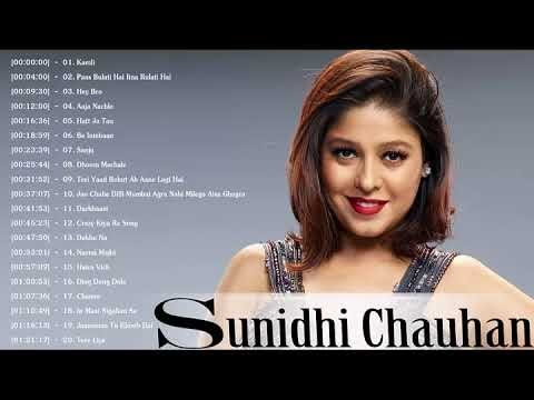 best-of-sunidhi-chauhan-|-bollywood-super-hit-songs-2018