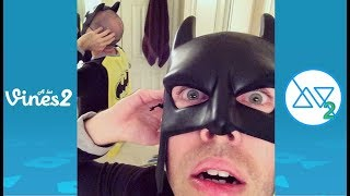 Try Not To Laugh Watching Funny BatDad Instagram Videos Compilation Of All Time (W/Titles)