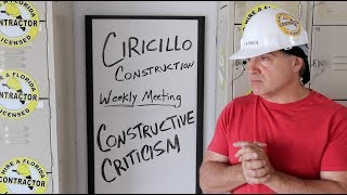 Constructive Criticism | The Construction Comic | Carmen Ciricillo thumbnail