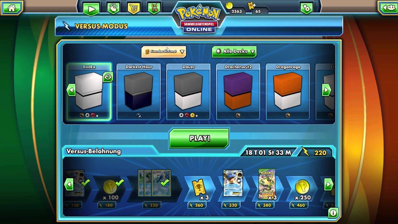 online pokemon spielen