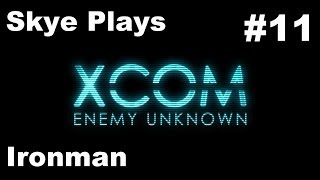 XCOM Enemy Unknown Gameplay Part 11 ►Extreme Danger! Mission 10 - Were YOU Chosen? ►Ironman