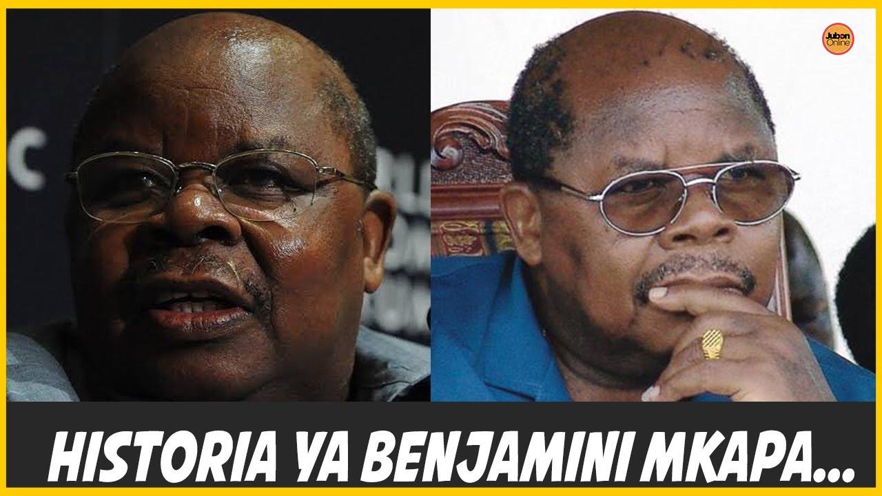Download Hii ndiyo Historia ya maisha ya  RAIS mstaafu MAREHEMU BENJAMINI MKAPA, kuzaliwa mpaka kuingia Ikulu