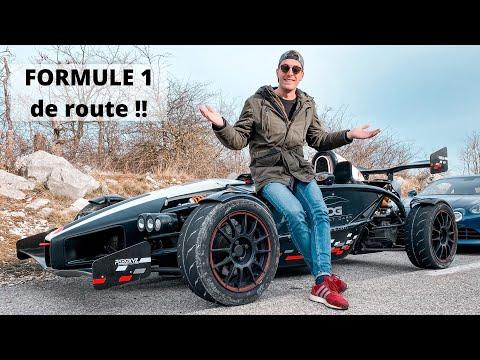 TRAUMATISÉ Par L'ARIEL ATOM!! 315cv Pour 520kg!!