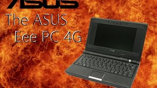 The ASUS Eee PC 4G