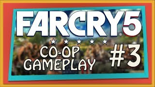 Far Cry 5 Co-op Gameplay (Xbox One) | Part 3 | Cougar County