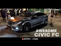 Honda Civic 2017 Modified - XO AutoSport Street Style in Malaysia