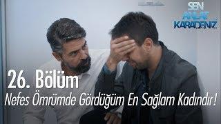 Mustafa, Tahir'e destek oluyor - Sen Anlat Karadeniz 26. Bölüm