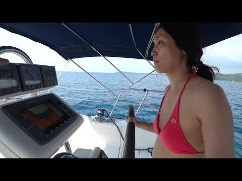 Thailand Koh Chang sailing