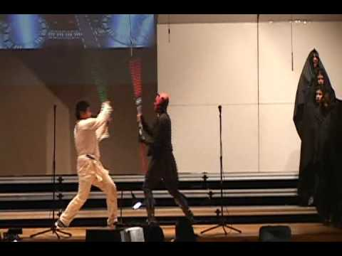 Montebello High School Choir (Duel of the Fates) 5-27-2016)