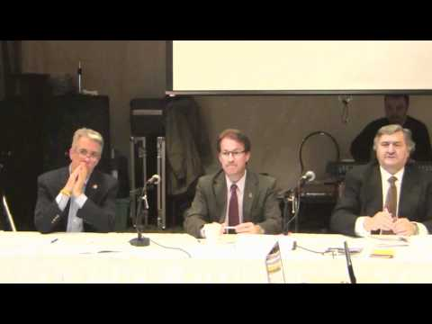 Faith Under Fire: Q+A Reps. Roskam and Walsh, Paul Marshall