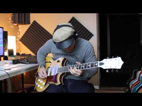The Man Who Sold The World (David Bowie) - Guitar Instrumental by RJ Ronquillo