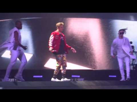 Justin Bieber - Where Are You Now - Purpose Tour Sheffield Arena 2016