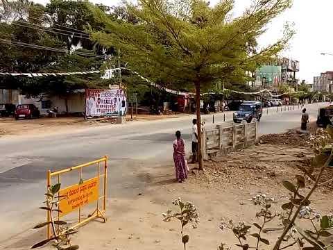 Karnataka CM siddaramaiah's arrival in davanagere.