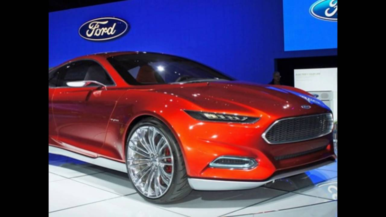 2016 Ford Concept Cars