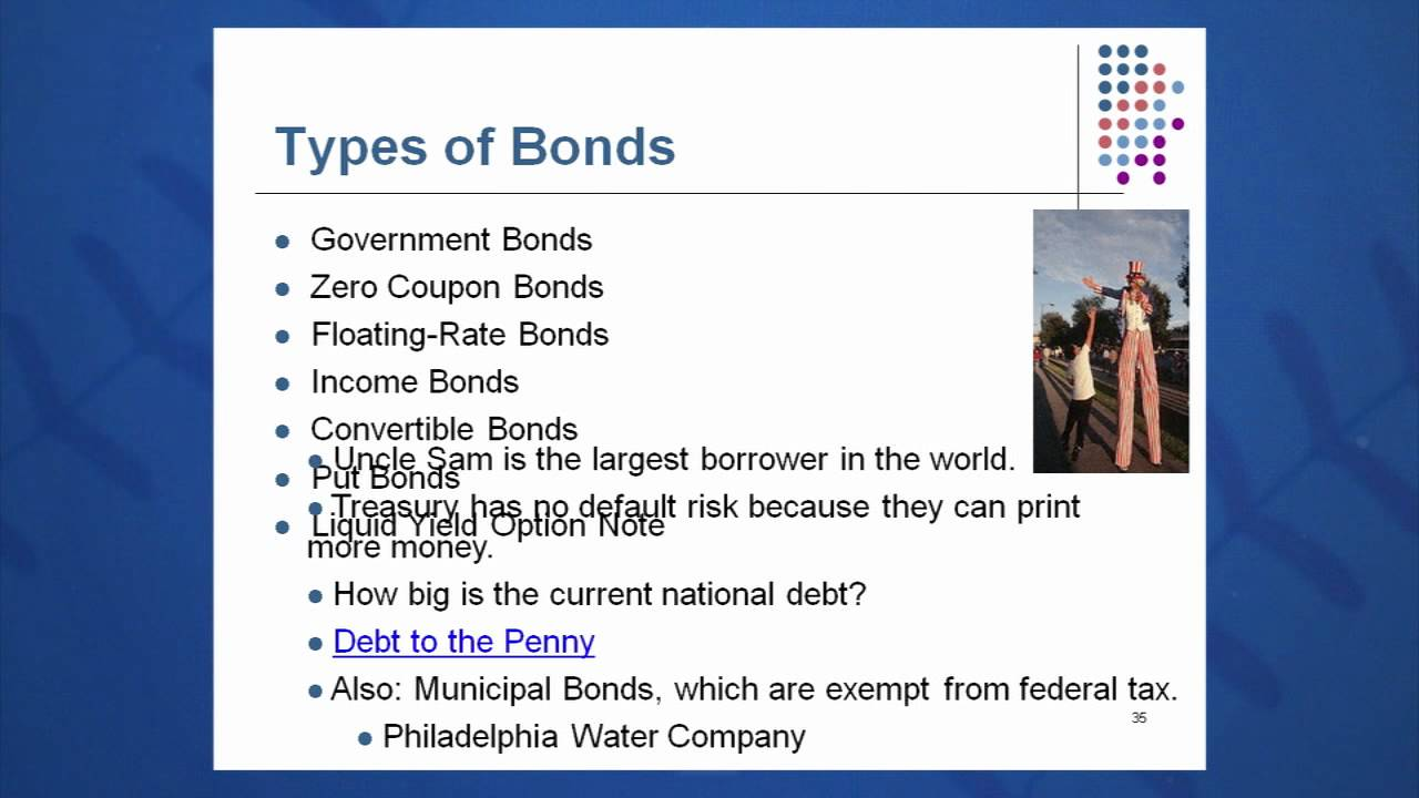types of bonds All information and opinions contained in this publication were produced by the securities industry and financial markets association from our membership and other sources believed by the association to be accurate and reliable.