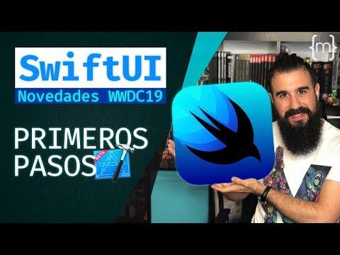 SwiftUI: TUTORIAL Xcode 11 e iOS 13 [WWDC 2019] | Español | MoureDev thumbnail