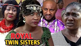 Royal twin Sisters Season 1&2 - (Yul Edochie & Mercy Johnson ) 2019 Latest Nigerian Movie