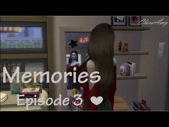 Memories Episode 3 ( Sims 4 series )