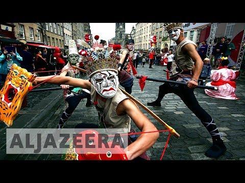 Edinburgh's Fringe festival to mark 70th anniversary