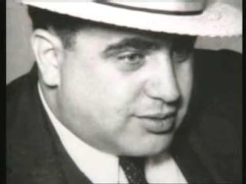 Doc  Al capone, une légende -americaine   en francais