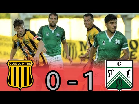 Primera Nacional : MITRE (SdE) 0 - 1 FERRO | (El Gol)
