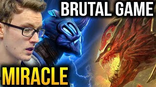 Miracle- [DK Razor] Brutal Quick Knock Out LIQUID VS INFAMOUS Dota 2