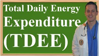 Total Daily Energy Expenditure (TDEE) Explained