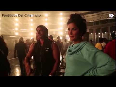 Making Of Bang Bang ♥ ♥ Hrithik Roshan / Katrina Kaif ♥ Sub Español