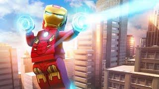 Lego Marvel Super Heroes 3D - Adventure part 5 - 100% walktrough