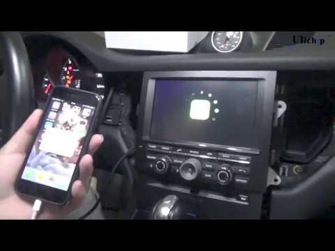 2013 Porsche Carplay Retrofit Porsche Macan Carplay Retrofit With