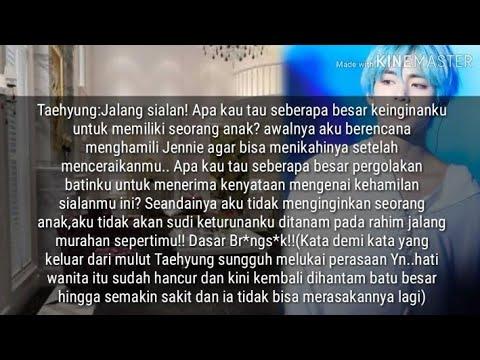 FF BTS Kim Taehyung ☘️•Sorry,My Love•☘️[INDO] Part 8..
