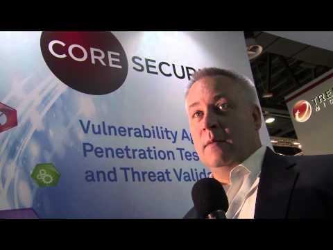 Joe Schramm, Director Strategic Alliances, Core Security
