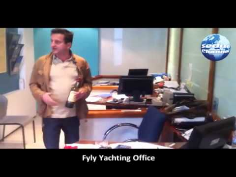 Fyly Yachting Office with a surprise from Sedna