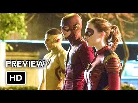 "The Flash 3x14 Inside ""Attack on Central City"" (HD) Season 3 Episode 14 Inside"