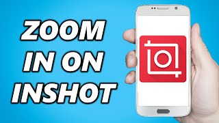 How to Zoom In on Inshot Editing app!