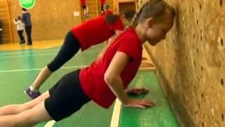 Конкурс профессионального мастерства «Учитель года – 2016», урок по физической культуре
