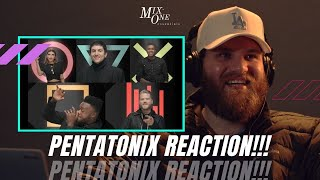 VOCAL CRITIC REACTS! Pentatonix 'A Little Space' LMNT Mix