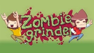 Let's Indie ZOMBIE GRINDER [Deutsch/German HD] - Gameplay + Fazit