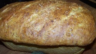 Oat Meal, Sourdough, Bread 2/5 Chef John The Ghetto Gourmet Show Ii