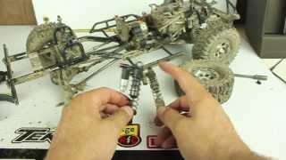 SCX10 GMade XD Piggy Back Shocks - Product Support Series - Average Joe