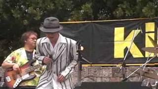 2010年5月4日「木場ストック2010」における漏電設備(ろうでんせつび)...