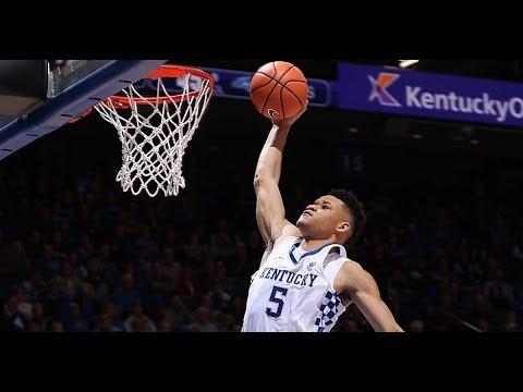 Kevin Knox - Kentucky Highlights 2018 - YouTube