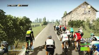 Le Tour De France 2012 Gameplay Xbox 360