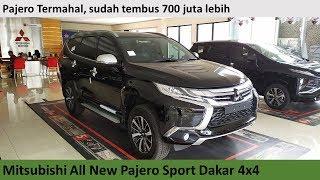 Mitsubishi All New Pajero Sport Dakar 4x4 Improvement 2019 review - Indonesia