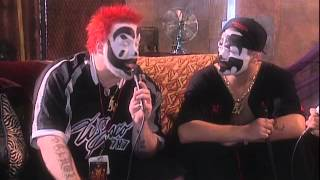 Gambar cover Insane Clown Posse - Interview - 7/23/1999 - Woodstock 99 East Stage (Official)